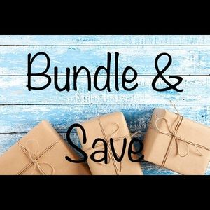 💰💵Bundle and Save 💵💰